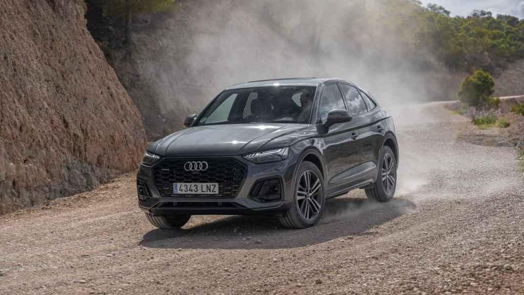 Así es el nuevo Audi Q5 Sportback, una carrocería que podría tener más demanda que el Q5.