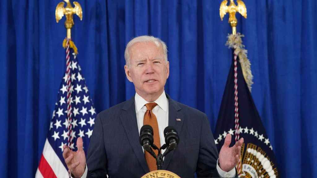El presidente de los Estados Unidos, Joe Biden.