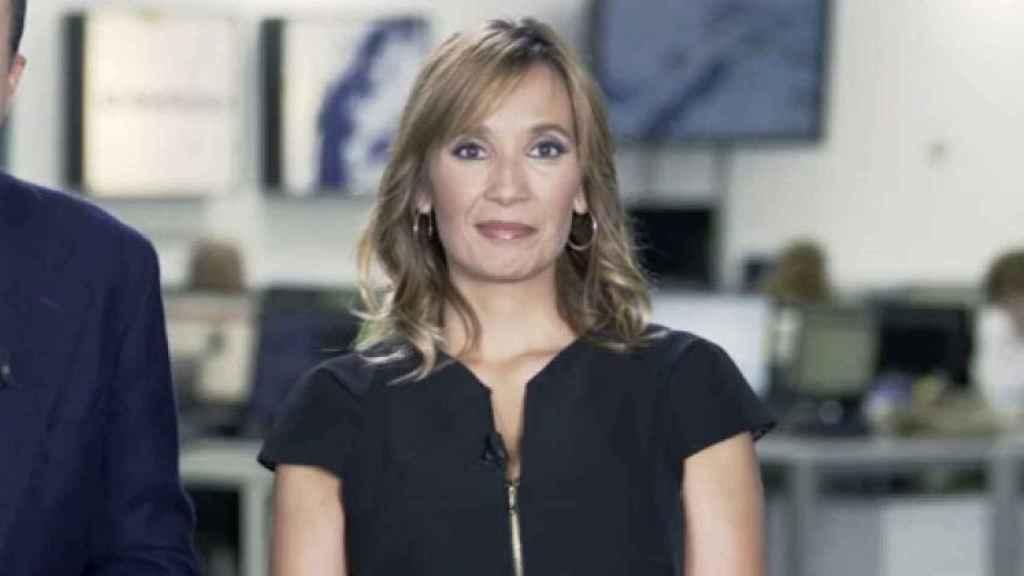 Quién es Rocío Martínez, la periodista y presentadora invitada de 'Pasapalabra'