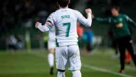Nino se retira como leyenda del Elche y del fútbol español