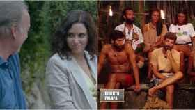 Telecinco emite este miércoles 'Supervivientes' y la entrevista de Ayuso en 'Mi casa es la tuya'.