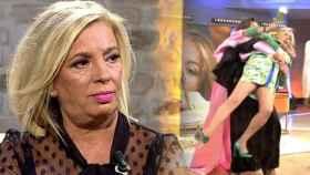 Carmen Borrego ha causado baja en 'Viva la vida' por la lesión provocada por Torito.