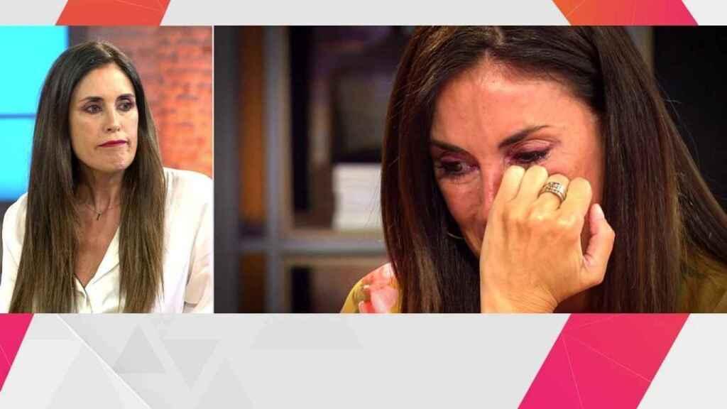 Isabel Rábago hizo público hace un año en 'Viva la vida' el acoso que estaba sufriendo.