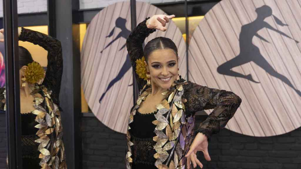Macarena Ramírez ha ganado la primera edición de 'The Dancer' en TVE.