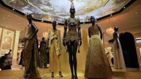 La muestra se basa en la exposición ofrecida en Londres.