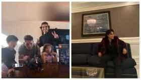 Así es Alexander, el hijo de Alejandro Sanz que más se parece al cantante