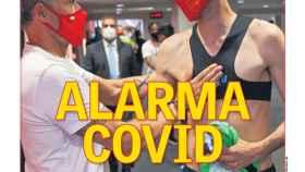 La portada del diario AS (07/06/2021)