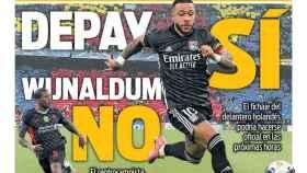 La portada del diario SPORT (07/06/2021)
