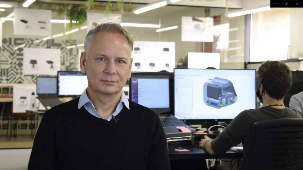 El doctor Santiago Munné es uno de los impulsores de esta innovadora propuesta 'biotech'.
