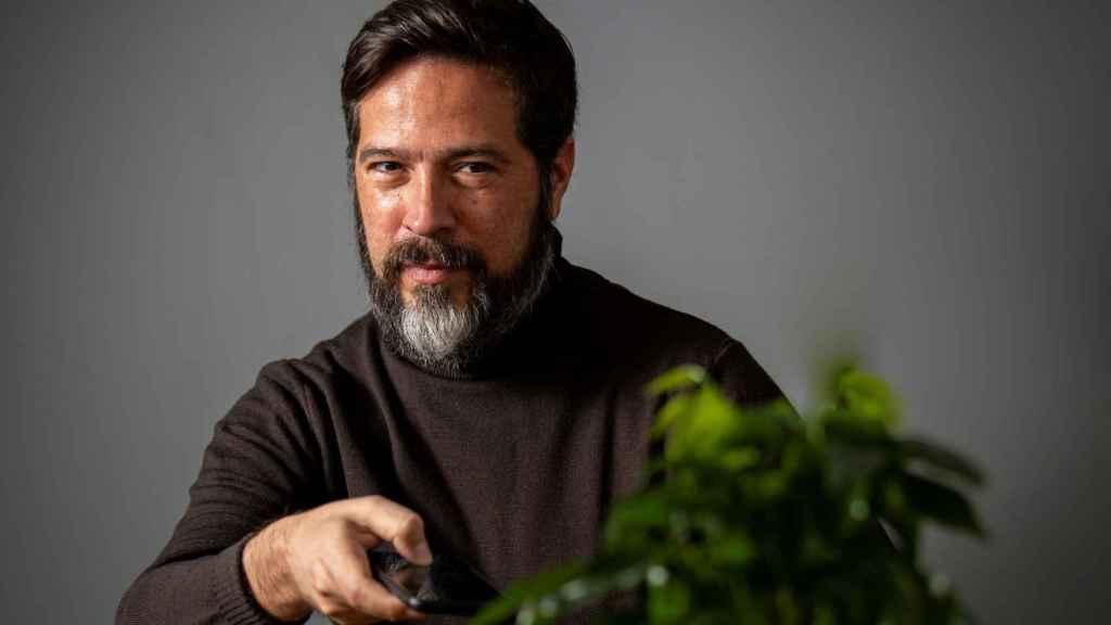 Erik Häggblom es CEO y cofundador de Tribaldata.