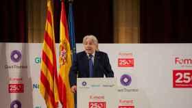 Josep Sanchez Llibre, presidente de Foment del Treball