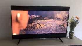 Así es la Xiaomi Mi TV P1 de 55 pulgadas.