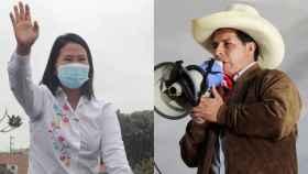 El futuro de Perú, en manos del voto exterior: la clave que decidirá entre Castillo y Fujimori