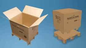 El cartón ondulado: el embalaje más reciclado que puede conseguir las emisiones cero