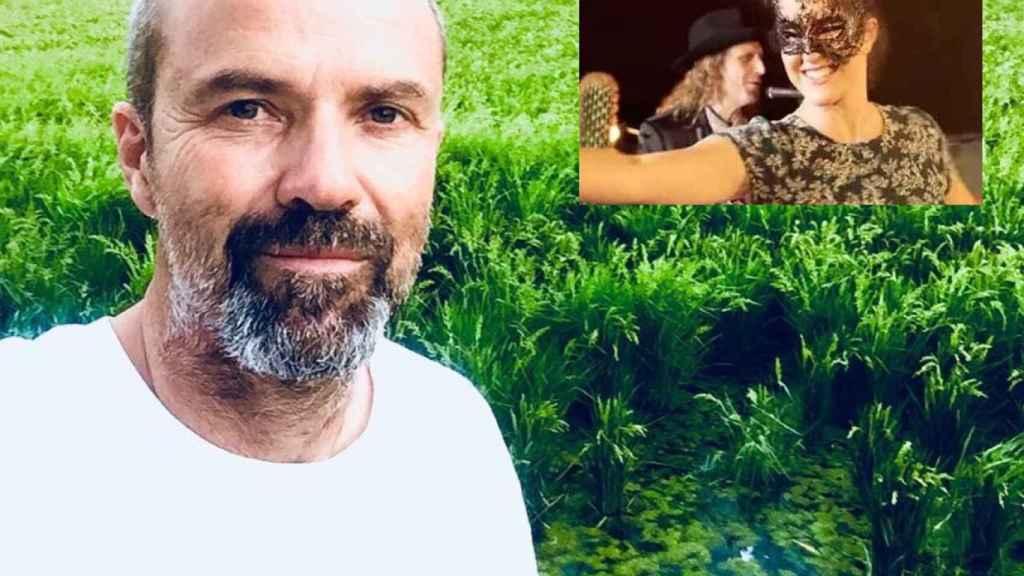 El cantante Pau Donés junto a su hija Sara en una imagen perteneciente a su último videoclip, 'Eso que tú me das'.