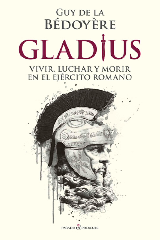 Portada de 'Gladius'.