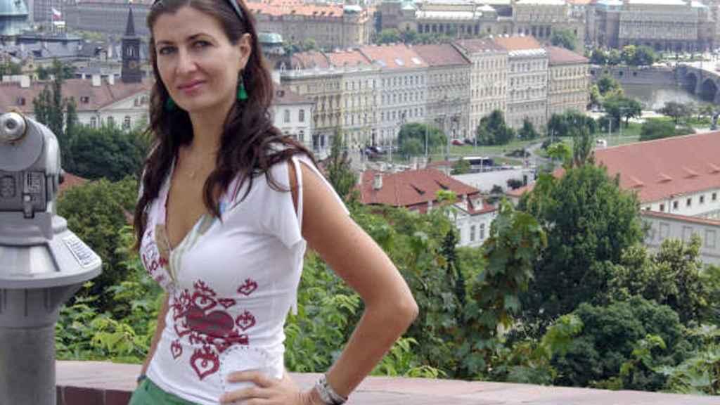 La concursante Ana Toro en una imagen de archivo fechada en enero de 2008.