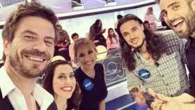 'Pasapalabra': Quiénes son los invitados de esta tarde Cristina Gallego, Rocío Martínez, Carlo Constanzia y Javier Collado