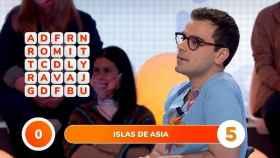 El nuevo récord de Pablo Díaz en 'Pasapalabra': es el concursantes que ha jugado más roscos