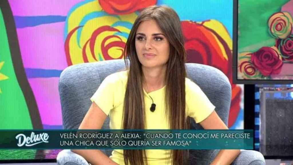 Telecinco no ha dudado en recoger testimonios sobre Alexia Rivas sin pruebas.