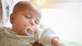 Naiara, la primera bebé en recibir un trasplante de corazón en asistolia y de donante incompatible.