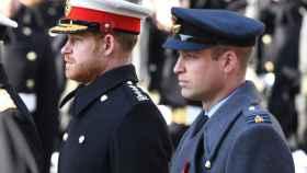 Harry y Guillermo ultiman los detalles de su reencuentro en Inglaterra.