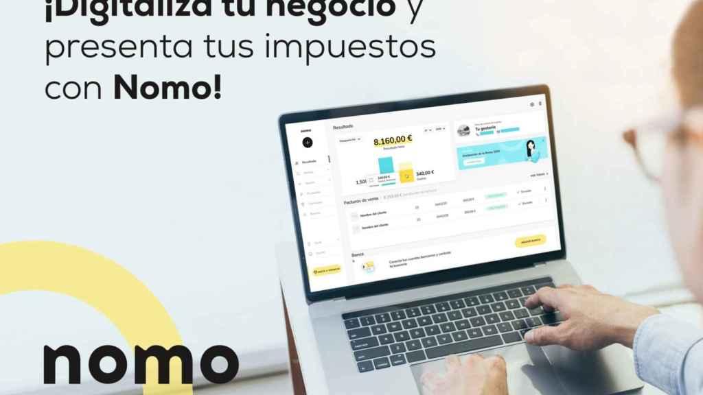 Nomo app