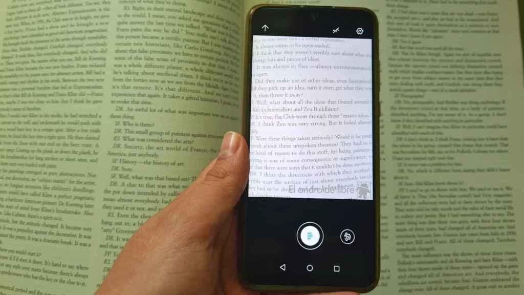 OpenScan: un escáner de documentos open source para Android
