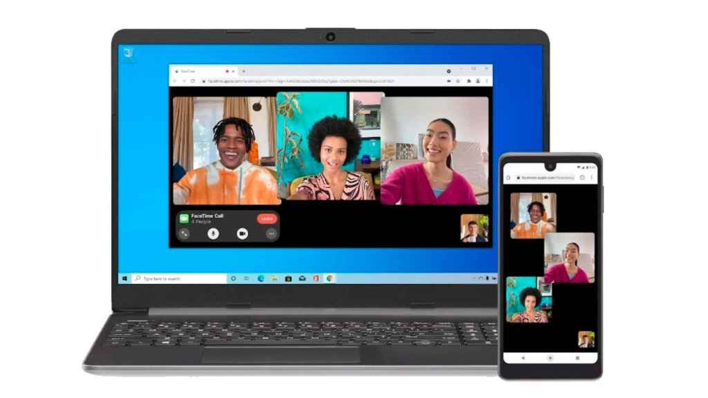 Facetime llega a Android y Windows