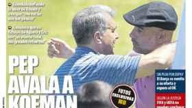 Portada Mundo Deportivo (08/06/21)