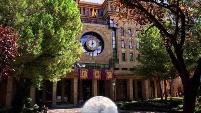 Ayuntamiento de Albacete. Imagen de archivo