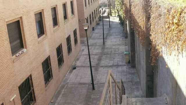 Residencia Universitaria Tomás y Valliente en Toledo