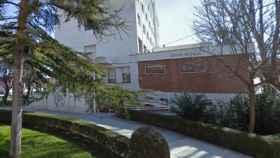 El centro de salud de Almansa (Google Maps)