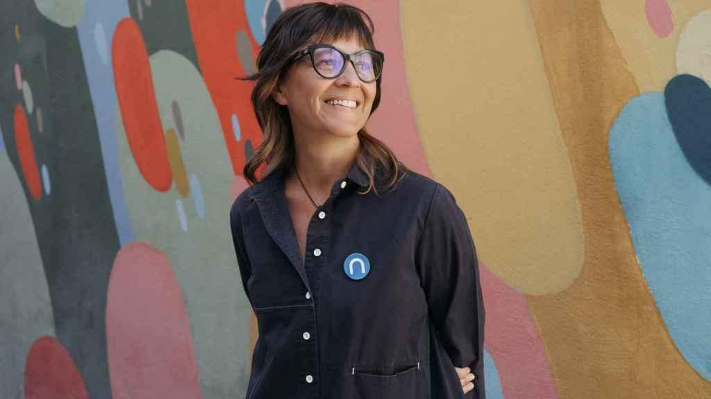 Isabel Inés Casasnovas, reciente ganadora del Premio Nacional de Innovación y Diseño. Foto: Julián Fallas.