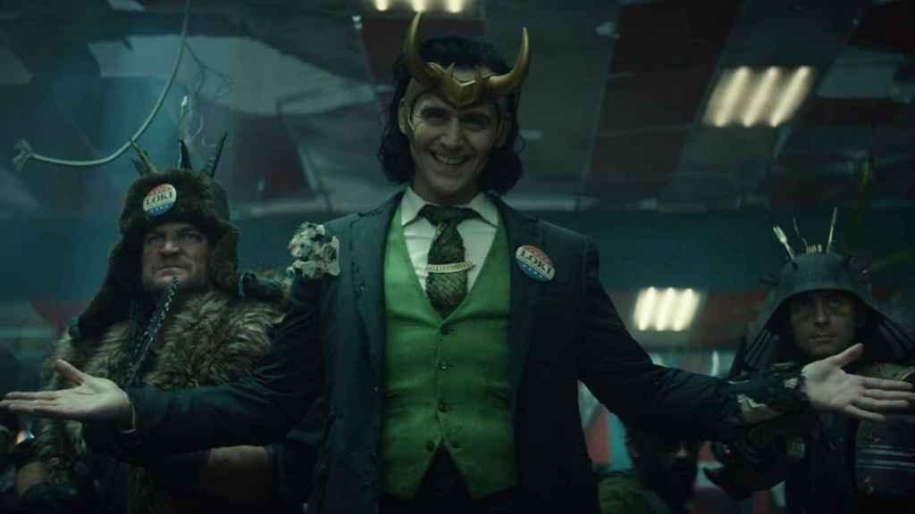 Loki For President.