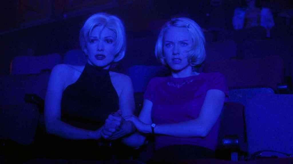 Fotograma de la película de David Lynch, 'Mulholland Drive'.