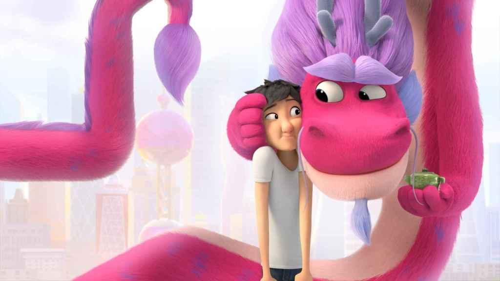 'El dragón de los deseos'