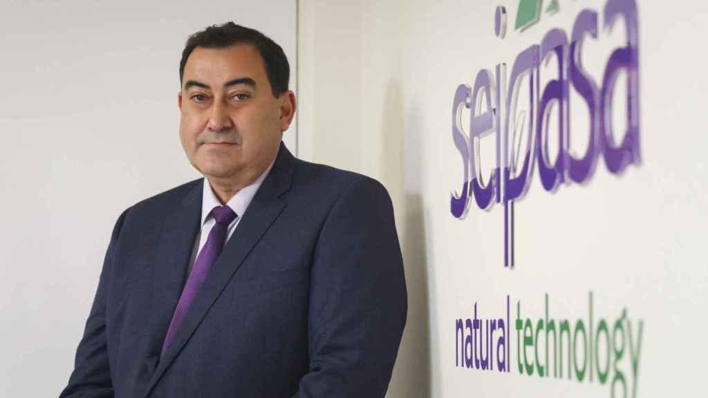 Pedro Peleato es el CEO de la empresa de biotecnología Seipasa.