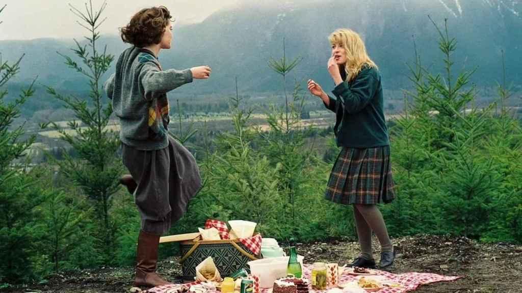 Fotograma de la serie 'Twin Peaks'.