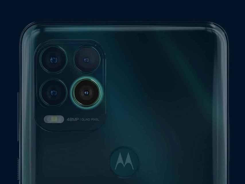Moto G Stylus 5G camaras