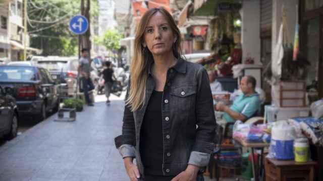 Txell Feixas Torras, escritora del libro Mujeres Valientes.
