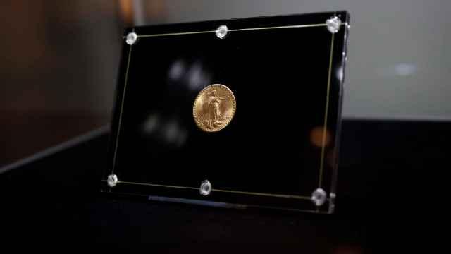 La moneda más cara del mundo, vendida por 15,5 millones de euros en una subasta.
