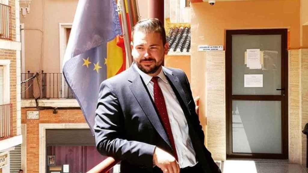 El conocido abogado murciano, Eduardo Muñoz Simó.