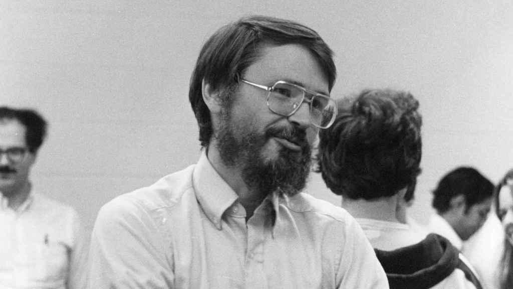 Brian Kernighan