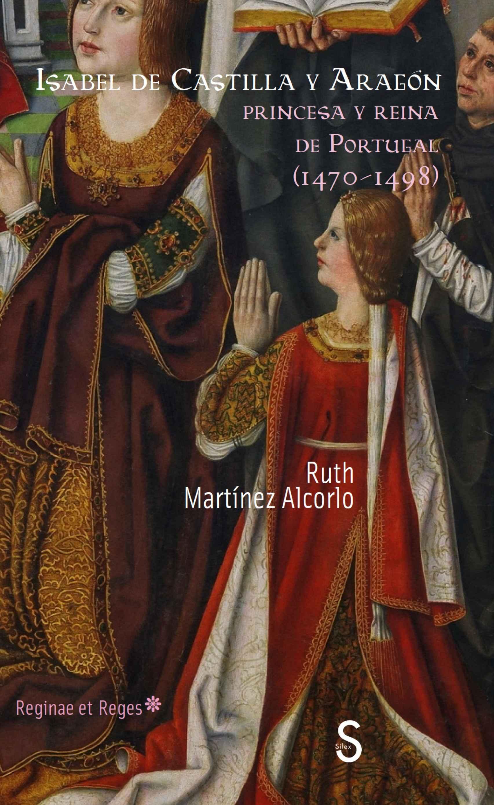 Portada de la biografía de Isabel de Castilla y Aragón.