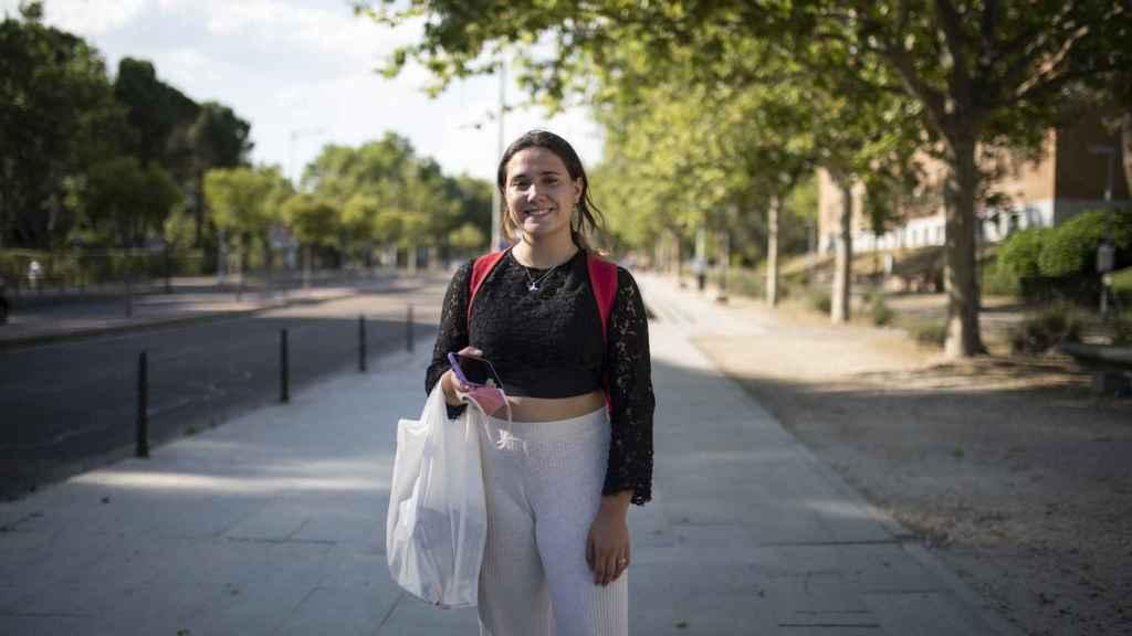 Laura ve positiva toda aquella medida que quiera acabar con el desempleo juvenil.