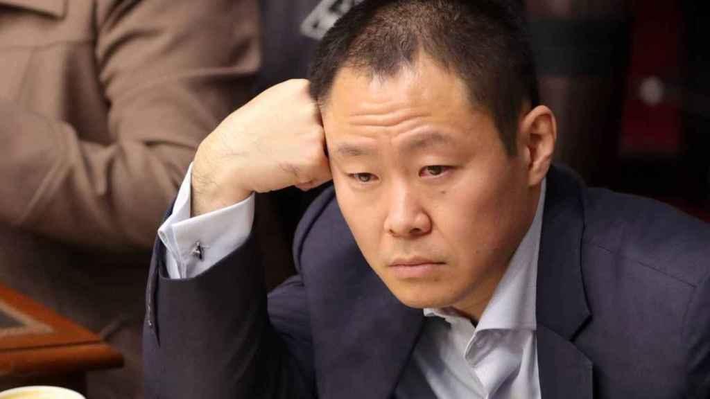 Kenji Fujimori, hermano de Keiko Fujimori.