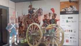 La exposición Valencianos en guerra repasa el conflicto por la independencia frente a los franceses.