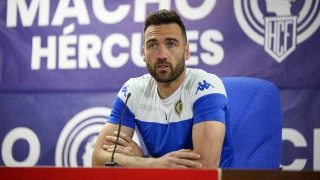 El gaditano, de 37 años, era el portero con más partidos oficiales en la historia del Hércules.
