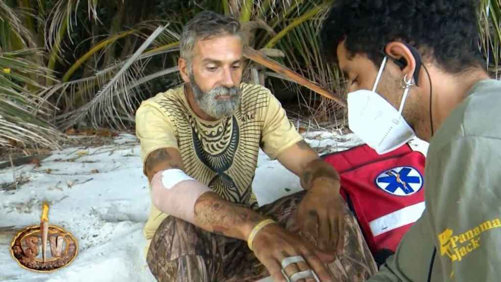 La Pantoja, Kiko Rivera y otros 'Supervivientes' que tuvieron que abandonar como Carlos Alba
